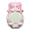 Baptism Candle ~13cm Personalised | Cross Personalised Candles Baptism