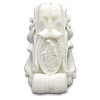 Carved Candles | Our Lady of Grace | ~18cm Personalised Candles [tag]